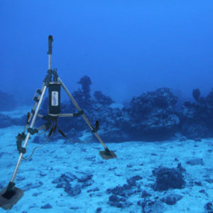 underwater acoustic monitoring