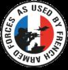 French Navy Label