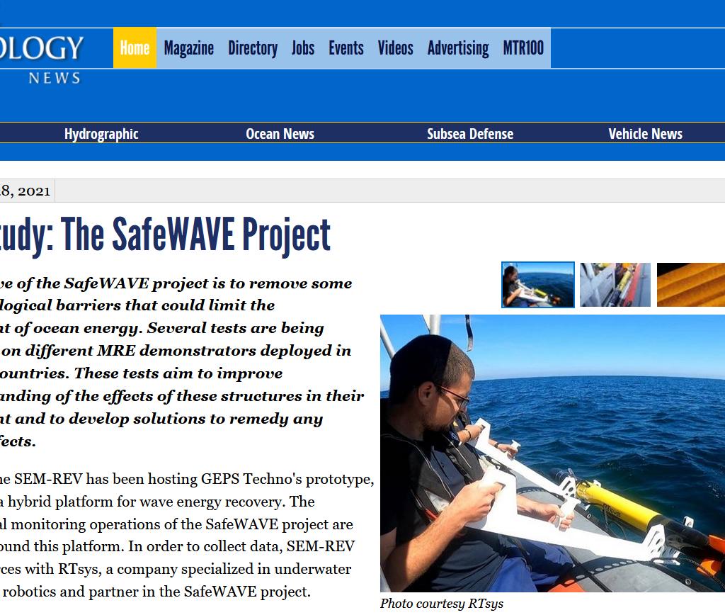 RTSYS_Safewave